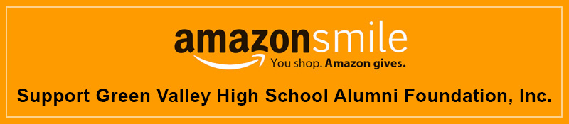 Green Valley High School Alumni Foundation on Amazon Smile